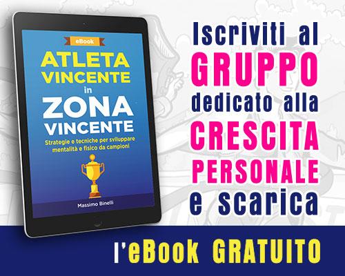 Iscriviti al Gruppo dedicato alla Crescita Personale e scarica l'eBook gratuito