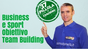 Percorso di Business e Sport Coaching (Obiettivo team building)